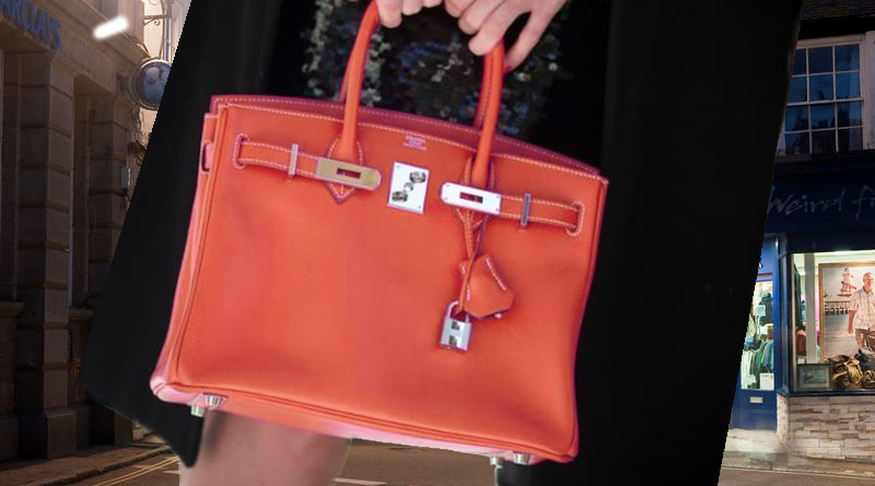 Hermes (The Birkin Bag) Handbag